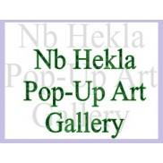 Nb Hekla Pop-Up Art Gallery