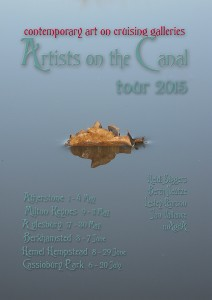 Artists on the Canals