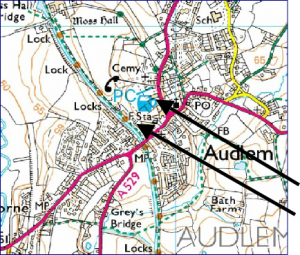 Audlem Mill CW3 0DX
